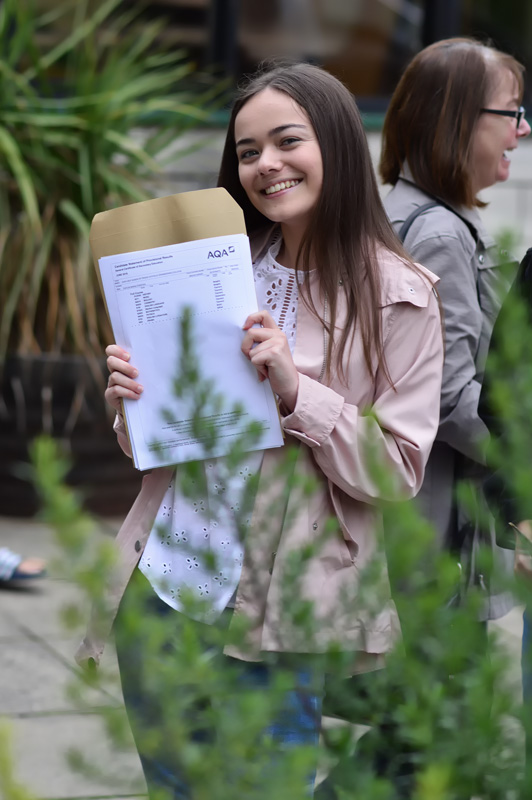 August 2018 GCSE Results